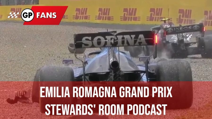GPFans launches NEW 'Stewards' Room' Podcast!