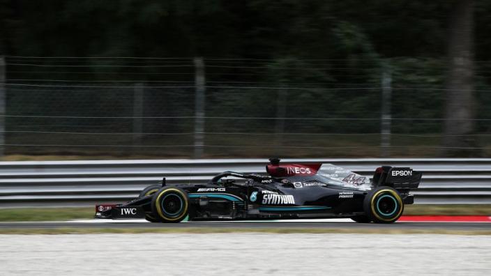 Hamilton sets crushing pace ahead of Italian GP qualifying