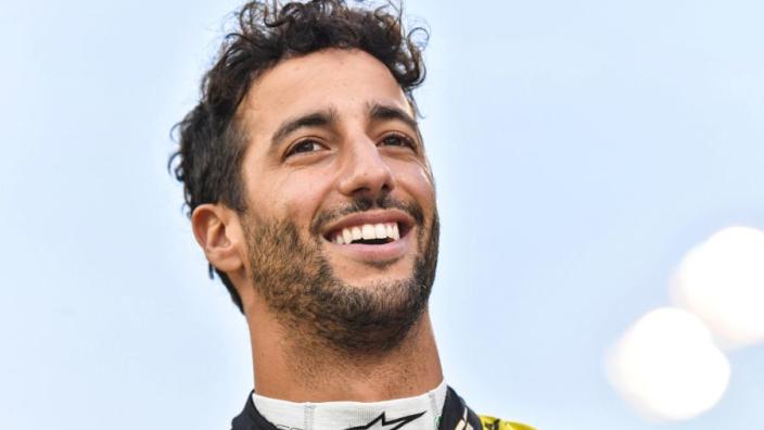 Ricciardo houdt vertrouwen: 'Gaan goede kant op, RS19 heeft de snelheid'