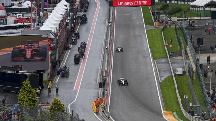 F1-commissie komt met belangrijke updates over sprintraces, 2022-kalender en GP België