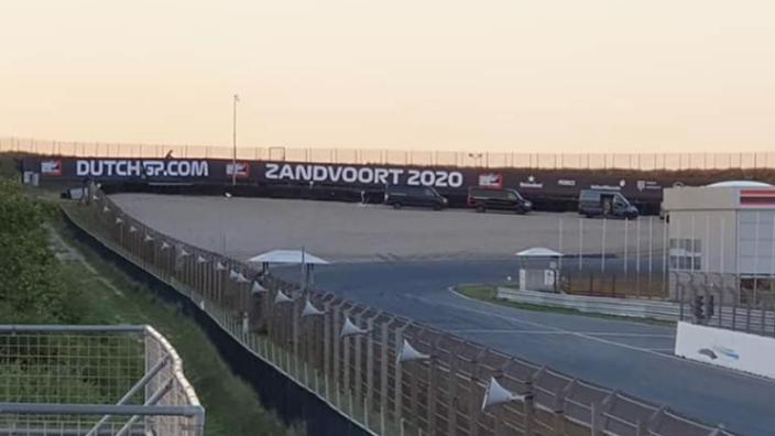 Zandvoort heeft al 35.000 kaarten verkocht voor 2021-editie