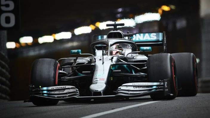 Hamilton confirms major Mercedes upgrade for Canada