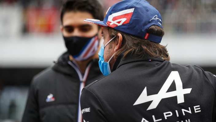 F1 penalty points: Alonso scores first points of F1 return