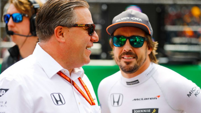 Alonso: F1 drivers need to find the right boss