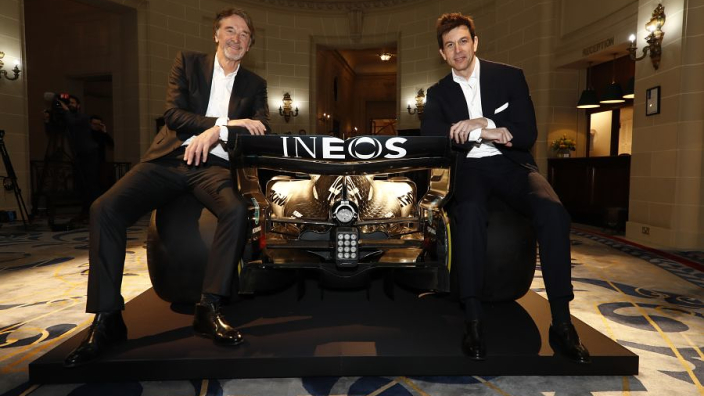 INEOS partnership opens the door to potential hydrogen future for Mercedes