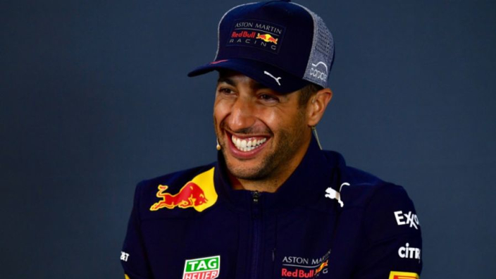 Ricciardo: New weight rules won't lead to 'beer bellies'