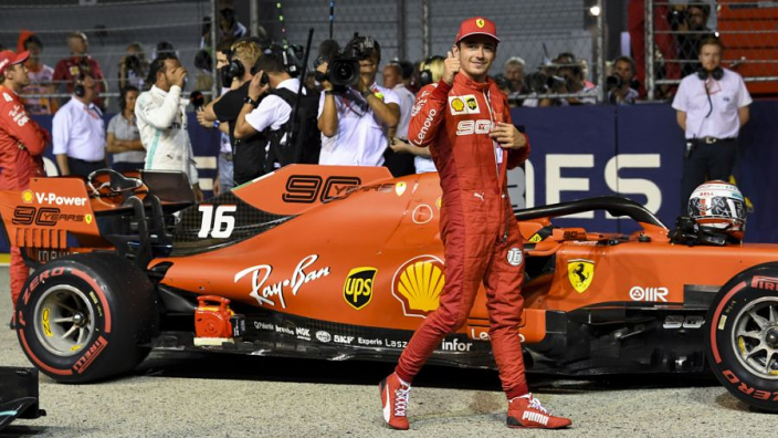 VIDEO: Singapore GP Qualifying Highlights