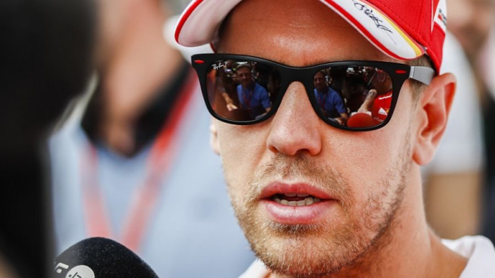 Vettel laments 'whinging and complaining' drivers