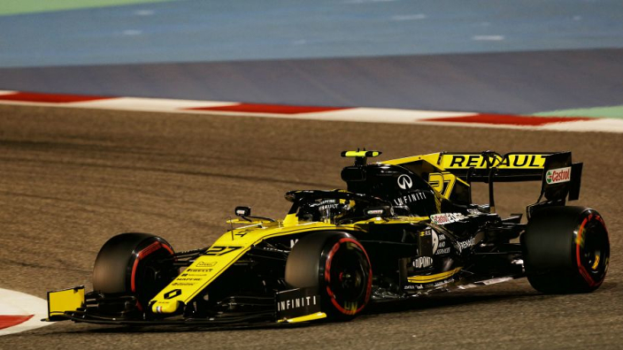 Hulkenberg lost upgrade after qualifying crash