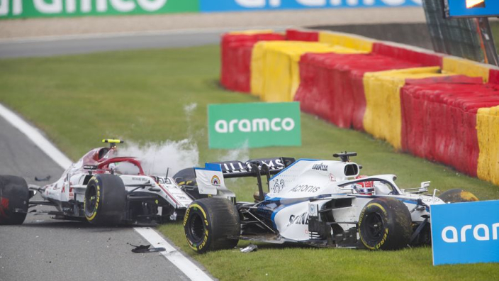 """Russell calls for further safety improvements following """"dramatic"""" Spa smash"""