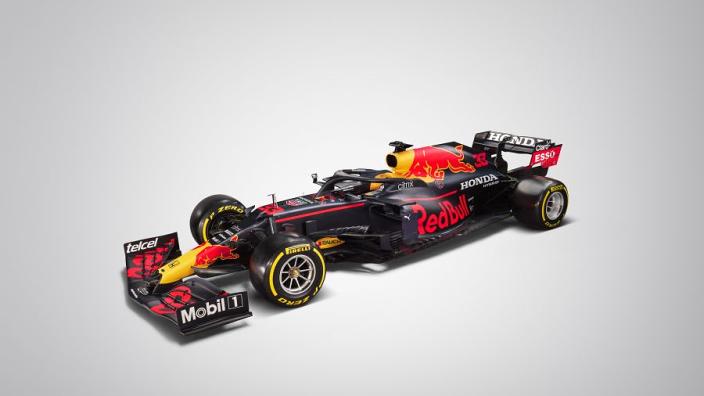 Zo reageert het internet op de nieuwe koets van Red Bull Racing