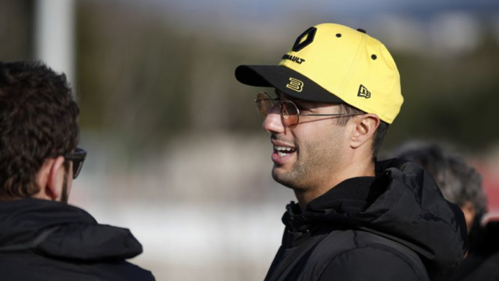 What Renault must do to compete with top three, according to Ricciardo