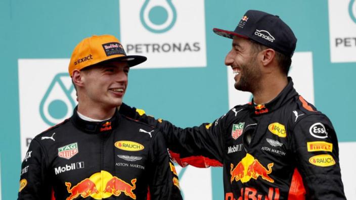 Verstappen not giving up title assault