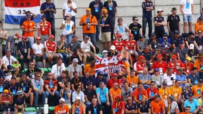 Terugblik: De Grand Prix van België in beeld gevangen