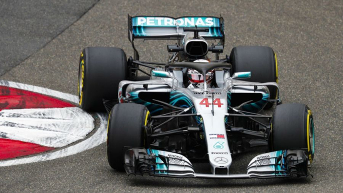 Hamilton relives 'confusing' pit incident