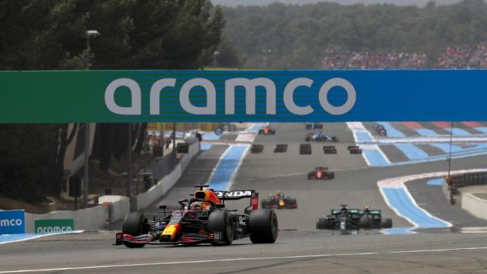 Dit is de stand in het WK na de Grand Prix van Frankrijk: Verstappen loopt uit