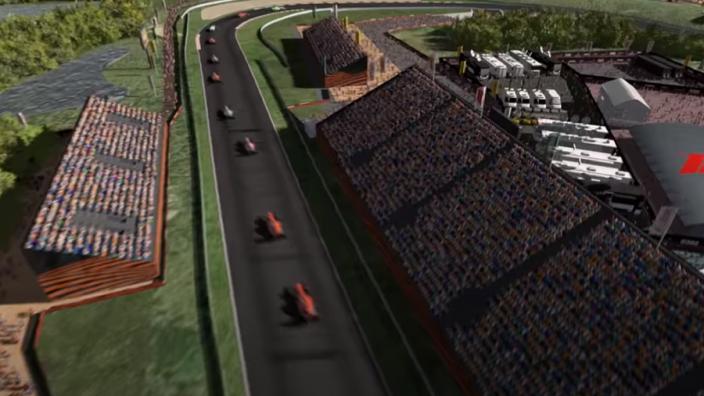 Zo gaat Circuit Zandvoort eruit zien tijdens raceweekend in 2021