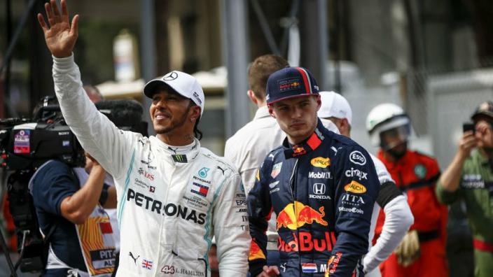 Max Verstappen: 'Mercedes heeft nu haar ware gezicht laten zien'