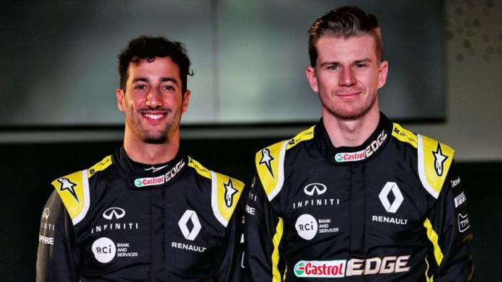 Ricciardo comparison will determine Hulkenberg's future