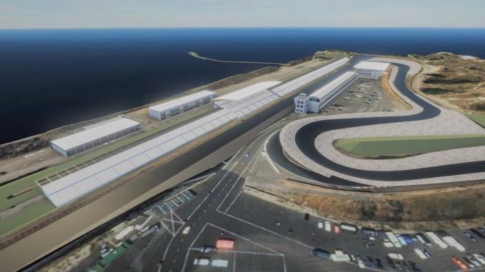 VIDEO: Meerijden in de allereerste simulatieronde over het nieuwe Circuit Zandvoort