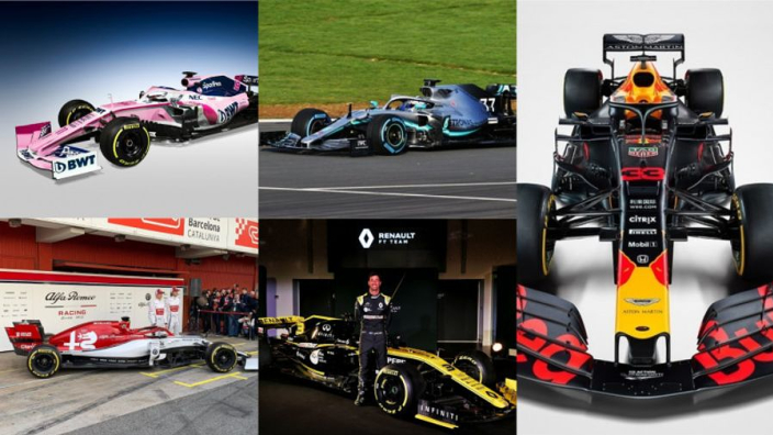 F1's 2019 liveries ranked!