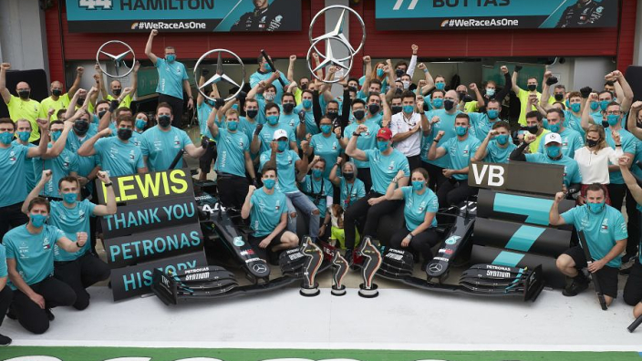 "Why Mercedes ""never seriously considered"" waving goodbye to F1"