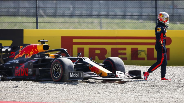 """Verstappen urged to get double DNF pain """"out of his system"""""""