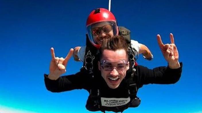 "Leclerc hing zonder toestemming aan parachute: ""Ze waren nogal boos"""