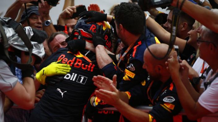 Verstappen reveals what he wants to change in F1