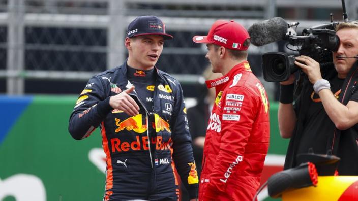 """Brundle: """"Staan geen rijen Verstappens en Leclercs meer voor de deur"""""""