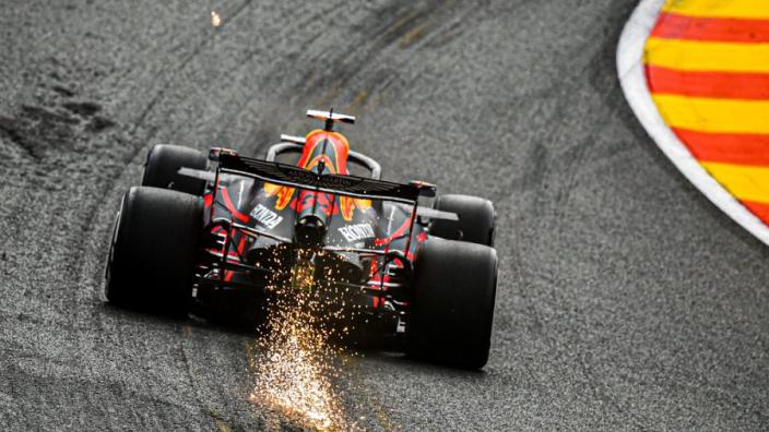 Verstappen fastest in Belgian FP2; more misery for Ferrari