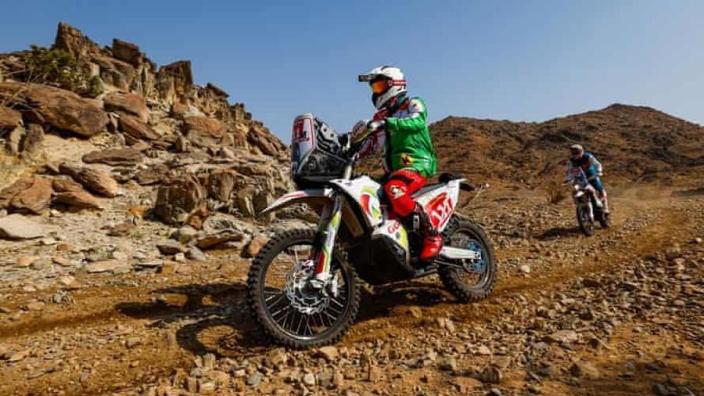 Dakar-coureur Pierre Cherpin (52) overleden na crash in zevende etappe