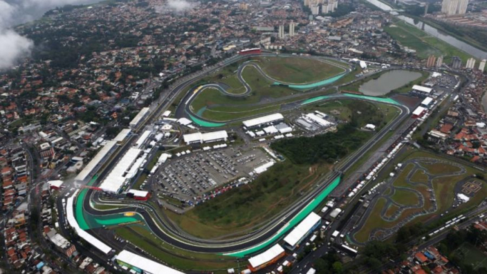 ANOTHER F1 group targeted by robbers in Brazil