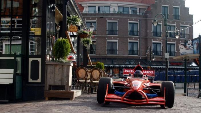 Van Oranje wil Amsterdam bij Grand Prix betrekken: