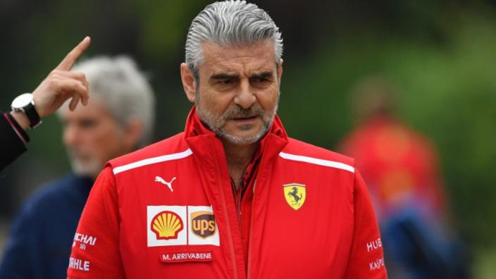 'Maurizio Arrivabene vertrekt mogelijk naar Alfa Romeo Sauber'