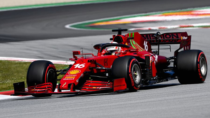 "Ferrari improvement will ""motivate everyone"" at Maranello - Leclerc"