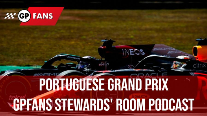 Is Hamilton back in charge? Listen to the GPFans Stewards' Room Podcast