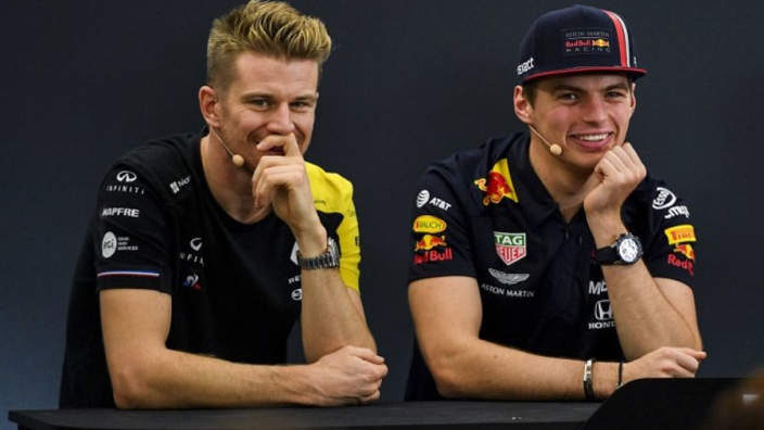 Hulkenberg campaigned Red Bull for seat next to Verstappen