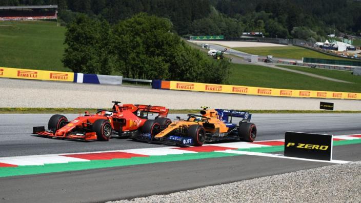 Ricciardo envie la performance des McLaren
