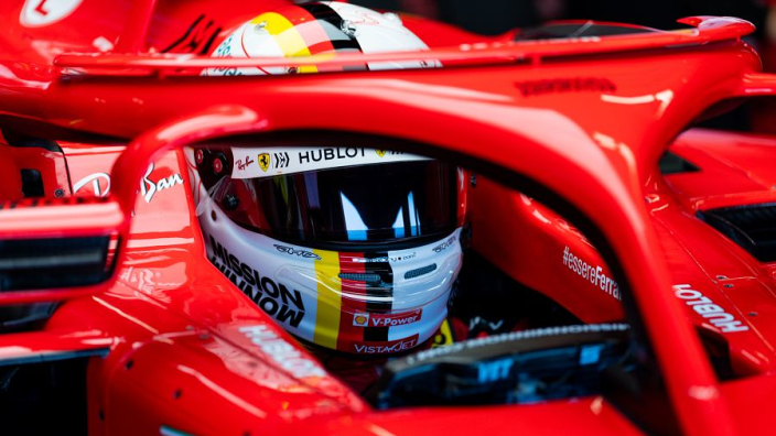 """Vettel: """"I'm ready to give it my all"""" as Ferrari farewell tour begins"""