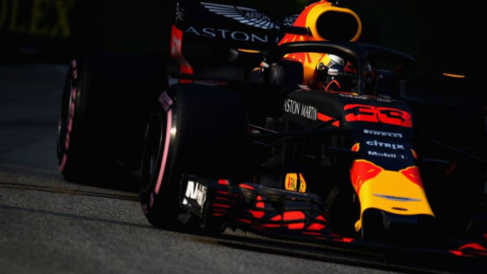 Verstappen says second 'feels like a win'