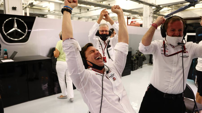 """Wolff warns Mercedes has no """"entitlement"""" for victory"""