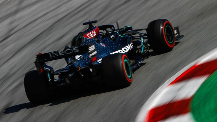 Mercedes to investigate unhappy Hamilton's pace woes