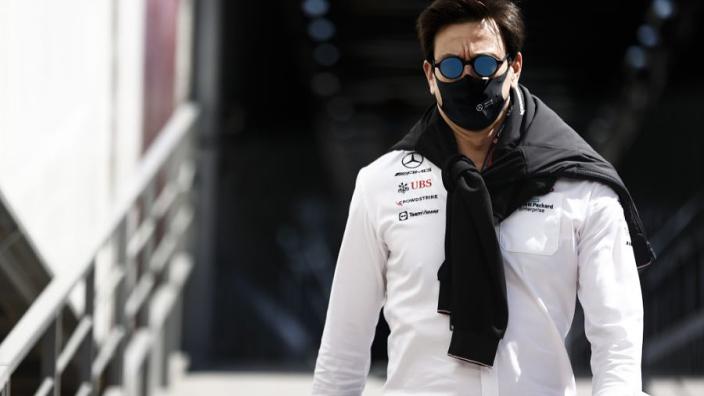"""Mercedes """"brutal transparency"""" key to learning from mistakes - Wolff"""