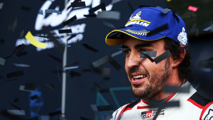 VIDEO: F1 figures pay tribute to Alonso