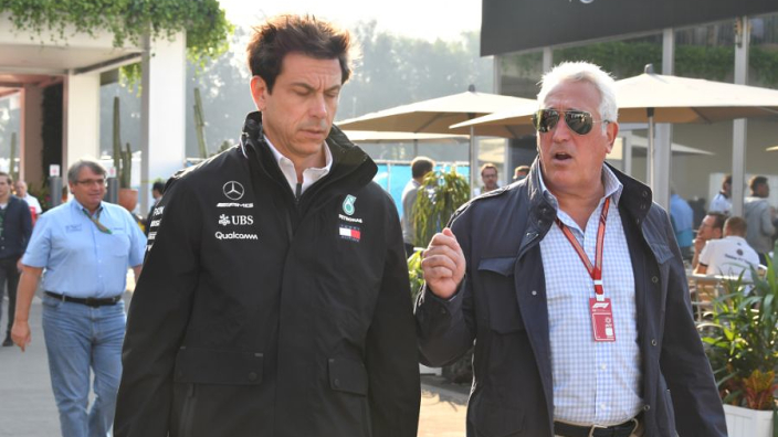 """Wolff: """"Het verhaal is niet waar, ik word geen CEO van Aston Martin"""""""