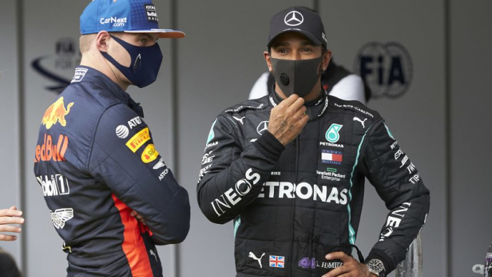 """Marko: """"Hamilton belde ons niet, maar sprak wel met Horner in vliegtuig"""""""