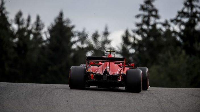 "Ferrari making ""small steps"" to escape ""rock bottom"""