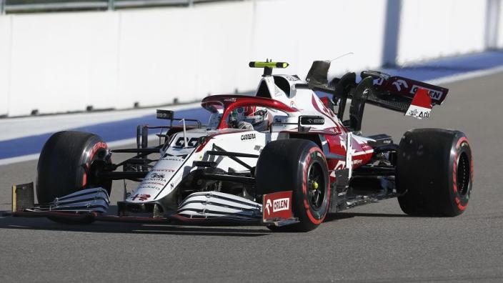 Nieuwe versnellingsbak voor Giovinazzi, ontvangt hiervoor vijf plaatsen gridstraf