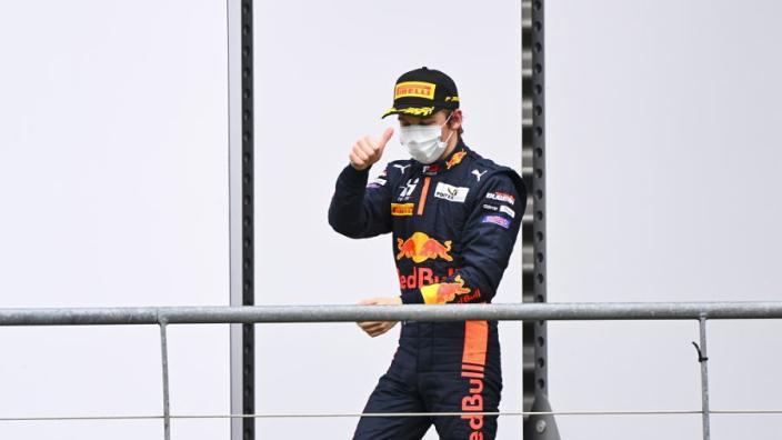 Marko ziet F1-toekomst voor Lawson: 'Heeft de capaciteit en het talent ervoor'